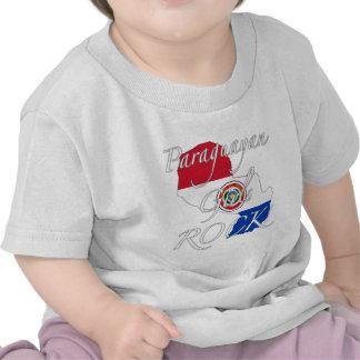 Paraguayan Girls Rock! T-shirt