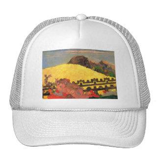 'Parahi Te Marae' - Paul Gauguin Trucker Hat