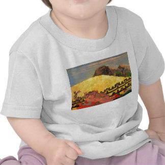 'Parahi Te Marae' - Paul Gauguin T Shirts
