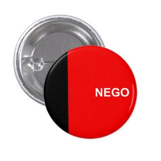 Paraíba, botón brasileño de la bandera del estado pin redondo de 1 pulgada