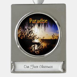 Paraíso Adornos Personalizables