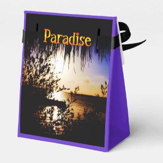 Paraíso Caja Para Regalos