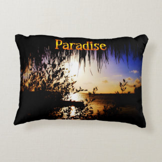 Paraíso Cojín Decorativo