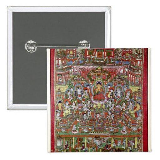 Paraíso de Amitabha Pin