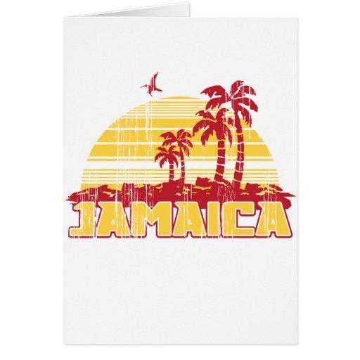 Paraíso de Jamaica Felicitaciones