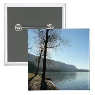 Paraíso de la orilla del lago pin