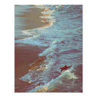Paraíso de la persona que practica surf fotografía