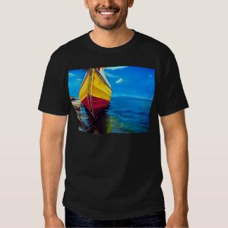 Paraíso del barco del dhow de Mozambique Playeras