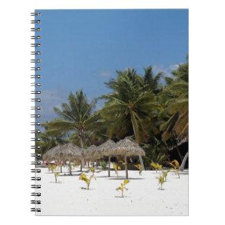 paraíso del Caribe Libros De Apuntes