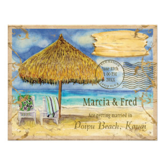 Paraíso del destino, reserva tropical de la playa  comunicados