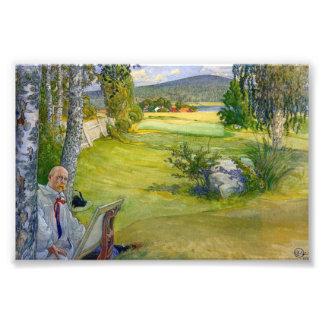 Paraíso en Suecia 1910 Impresiones Fotográficas