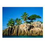 Paraíso encontrado, Seychelle Postal