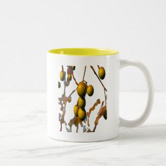 PARAISO FRUIT FOR OBATALA Two-Tone COFFEE MUG