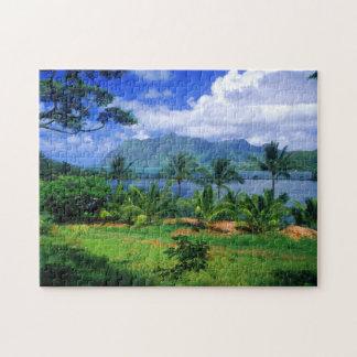 Paraíso hawaiano rompecabezas