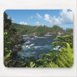 Paraíso hawaiano tapetes de raton