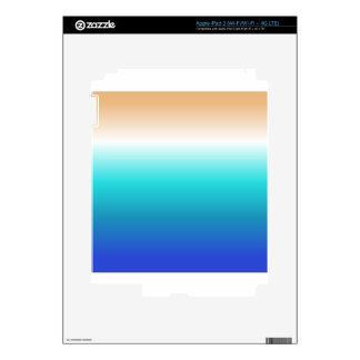 Paraíso iPad 3 Skin