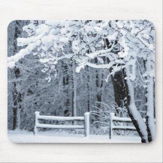 Paraíso Nevado Mousepads