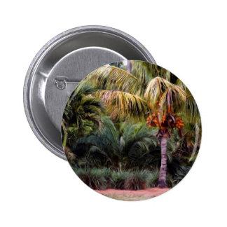 Paraíso pintado pin redondo 5 cm