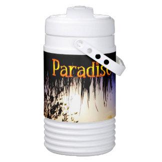 Paraíso Refrigerador De Bebida Igloo