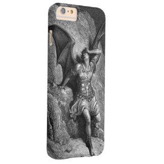 Paraíso Satan perdido del vintage Funda Barely There iPhone 6 Plus
