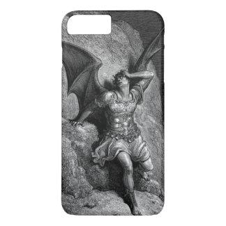 Paraíso Satan perdido del vintage Funda iPhone 7 Plus
