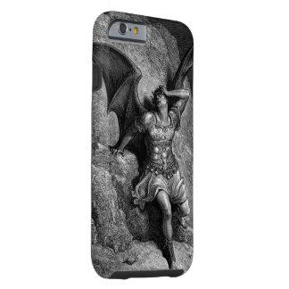 Paraíso Satan perdido del vintage Funda Resistente iPhone 6