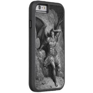 Paraíso Satan perdido del vintage Funda Tough Xtreme iPhone 6