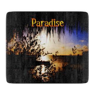 Paraíso Tabla De Cortar