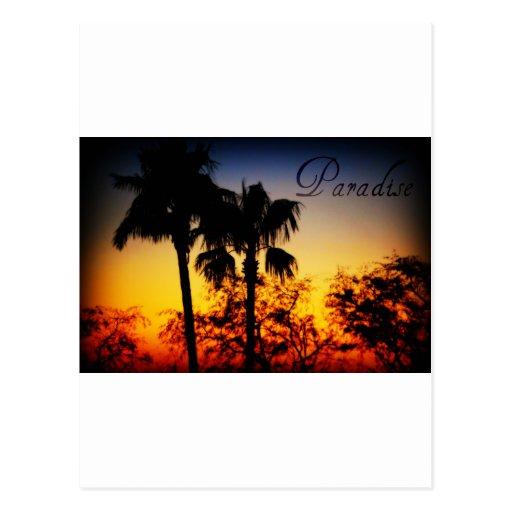 Paraíso Tarjetas Postales