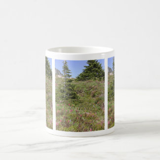 Paraíso, taza de café del Monte Rainier