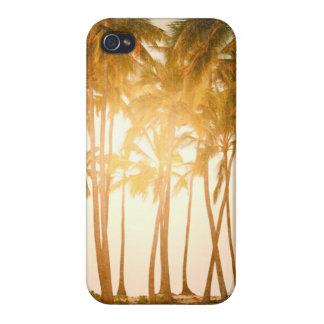 Paraíso tropical 1 - caso del iPhone iPhone 4 Funda