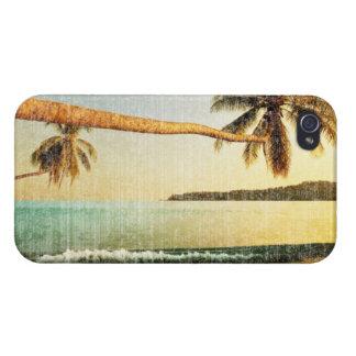 Paraíso tropical 2 - caso del iPhone iPhone 4 Cárcasa