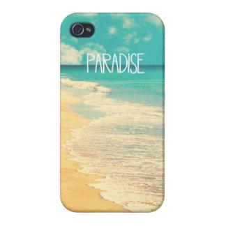 Paraíso tropical 4 - caso del iPhone iPhone 4 Cobertura