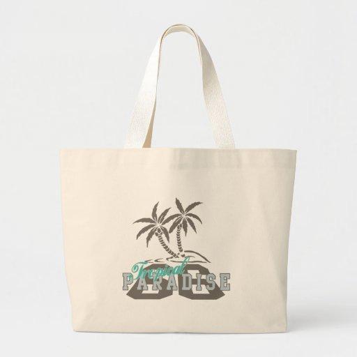 Paraíso tropical bolsas