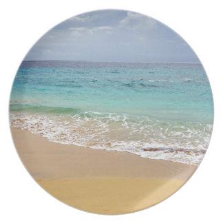 paraíso tropical plato