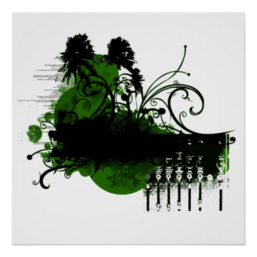 paraíso verde posters