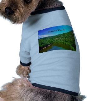 Paraíso Virginia Occidental de la montaña Camisas De Perritos
