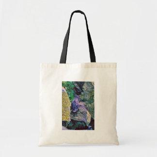 Parakeet Auklet Canvas Bag