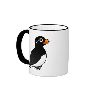 Parakeet Auklet Ringer Mug