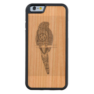 parakeet carved® cherry iPhone 6 bumper case