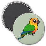 Parakeet de Birdorable Jandaya Iman De Frigorífico