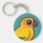 Parakeet de Birdorable Sun Llavero