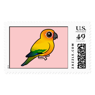 Parakeet de Birdorable Sun Sellos