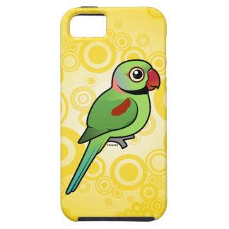 Parakeet del Alexandrine iPhone 5 Funda
