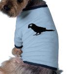 Parakeet del loro camisetas de mascota