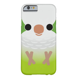 Parakeet del monje funda barely there iPhone 6