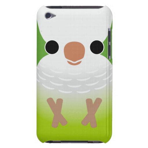 Parakeet del monje iPod Case-Mate carcasas