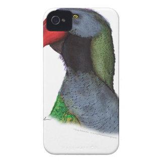 parakeet derbyan, fernandes tony carcasa para iPhone 4 de Case-Mate
