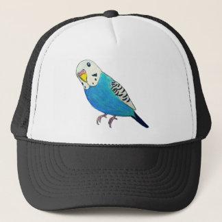 Parakeet Drawing Trucker Hat