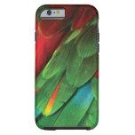 Parakeet Funda De iPhone 6 Tough